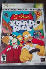Buy The Simpsons Road Rage (Platinum Hits) (Xbox, 2003)