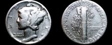 Buy 1942-P Mercury Dime Silver