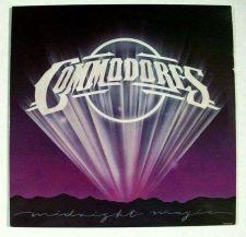 "Buy COMMODORES "" Midnight Magic "" 1979 R&B LP"