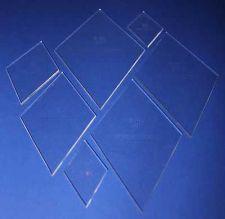 "Buy Quilt Templates-60 Degree Diamond Set-2,3,4,5,6,7,8.- 7 Piece Set-Acrylic 1/8"""