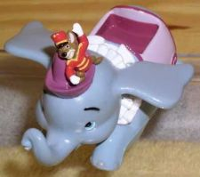 Buy Disney Dumbo & Thimothy Die Cast Metal Thempark Ride
