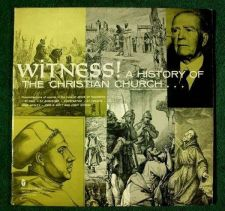 Buy WITNESS! A HISTORY OF THE CHRISTIAN CHURCH ~ 1966 Double Album