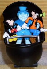 Buy Disney Haunted Mansion Goofy & Mickey Spooky Die Cast