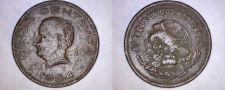 Buy 1954-Mo Mexican 5 Centavo World Coin - Mexico
