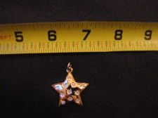 Buy Sarah Coventry Jewelry...Star Charm (Star Struck) #1848