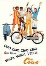 Buy VESPA CIAO PIAGGIO BRAVO SI SCOOTER WORKSHOP MANUALs for PV PX PXV SIM Mopeds