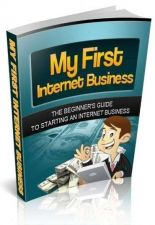 Buy My First Internet Business Ebook + 10 Free eBooks With Resell rights ( PDF )