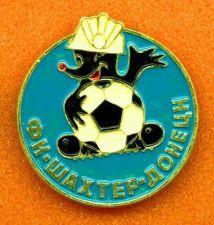 Buy Old Logo Soccer Club SHAKHTAR. DONETSK. UKRAINE. Pinback.***
