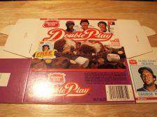 Buy George Brett 1986 Double Play Ice Cream Box Unfolded with Card! Very Nice!