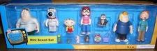 Buy Family Guy Complete Griffin Family Set Stewie The Monkey Peter Meg Chris Brian