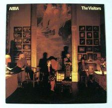 Buy ABBA ~ The Visitors 1981 Rock & Pop LP
