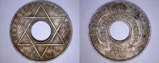 Buy 1947 British West Africa 1/10th Penny World Coin