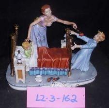 Buy CAPODIMONTE Mother & Childs Baby Teeth Laurenz Italy Sculpture COA LZ3 162