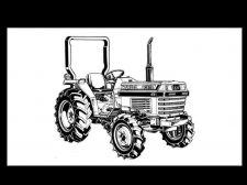 Buy KUBOTA L2250 L2550 L2850 L3250 L-2250 MANUAL for Tractor Operations & Maintenace