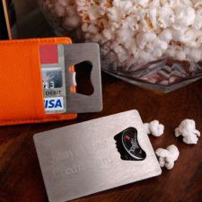 Buy Credit Card Bottle Opener - Free Engraving