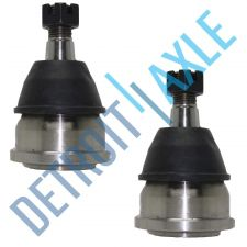 Buy Pair of 2 NEW Front Driver and Passenger Lower Suspension Ball Joint Set Kit