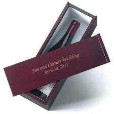 Buy Very Nice Wine Bottle Gift Box - Free Personalization