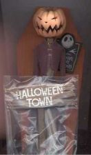 Buy Nightmare Before Christmas NMBC Pumpkin King Jack Coffin Doll Limited Ed