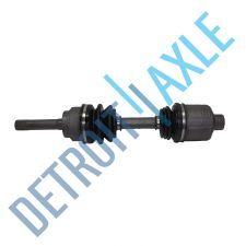 Buy Complete Front Driver Side CV Axle Shaft - 4WD w/o ABS - Made in USA