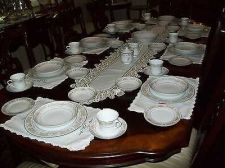 Buy china thames by everbrite japan 52 pieces vintage fine china