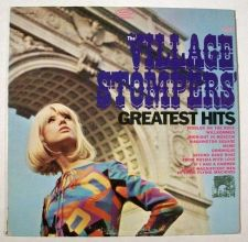 Buy THE VILLAGE STOMPERS ~ Greatest Hits. 1967 Stereo LP