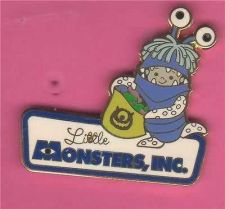 Buy Disney DLR - Cast Exclusive - Little Monsters, Inc. Boo jack-o-lan- Pin