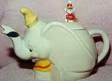 Buy Disney - Dumbo - Timothy - Mouse- Teapot - Tea Pot - Mint