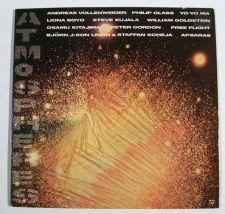Buy ATMOSPHERES ~ Various Artists 1985 Jazz LP Glass / Gordon / Kujala +