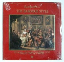 Buy THE BAROQUE STYLE ~ Great Ages of Music DBL Album / Unopened Classical 2LP