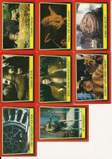 Buy Star Wars Return of the Jedi Trading Cards Lot of 34 - 1983