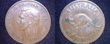 Buy 1942 Australian 1 Penny World Coin - Australia
