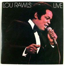 Buy LOU RAWLS ~ Lou Rawls LIVE 1983 R&B Double LP
