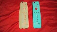Buy 2 GEL SKIN COVERS FOR WIRELESS Wii CONTROLLERs NYKO SHIP SAME DAY NEXT