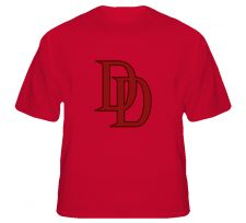 Buy Daredevil DD Symbol Shirt S to XL