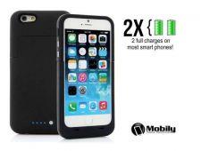 Buy Mobily iphone 6 case 3800mAh battery power bank