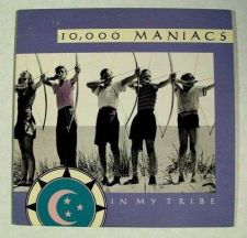 Buy 10,000 MANIACS In My Tribe 1987 Alternative / Jangle Pop LP