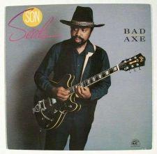Buy SON SEALS Bad Axe 1984 Blues LP