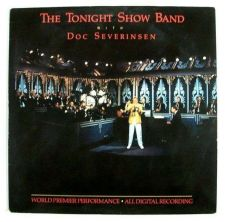 Buy The TONIGHT SHOW BAND / with DOC SEVERINSEN 1986 Pop LP