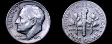 Buy 1952-S Roosevelt Dime Silver