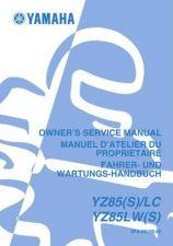 Buy Yamaha YZ85 by download Mauritron #344173