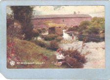 Buy New York Mongaup Valley Covered Bridge Postcard Covered Bridge World Guide~492