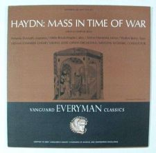Buy HAYDN: Mass In Time Of War / Vienna State Opera Orchestra LP Woldike