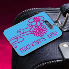 Buy Bon Voyage Luggage Tags - Free Personalization