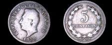 Buy 1956 El Salvador 5 Centavo World Coin