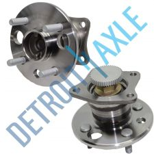 Buy Pair of 2 - Rear Driver and Passenger Wheel Hub and Bearing Assembly w/ ABS