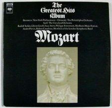 Buy MOZART ~ The Greatest Hits Album Bernstein / Ormandy / Szell Classical LP