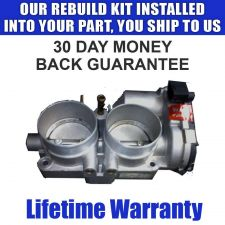 Buy 99 00 01 02 03 04 CADILLAC CTS CATERA THROTTLE BODY REPAIR SERVICE READ LISTING