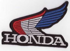 Buy HONDA ITEM01 LOGO SIGN, APPLIQUE IRON ON PATCH EMBROIDERED BADGE
