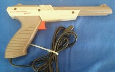 Buy Nintendo Zapper Light Gun NES Original 1985 Duck Hunt Super Mario Donkey Kong