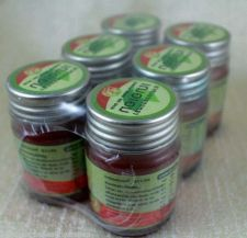 Buy 6x Red Balm Herbal Natural Organic Muay Thai Pain Relief Inhale Tiger Cheraim